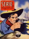 Cover for Seriemagasinet (Serieforlaget / Se-Bladene / Stabenfeldt, 1951 series) #5/1952