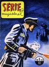 Cover for Seriemagasinet (Serieforlaget / Se-Bladene / Stabenfeldt, 1951 series) #6/1952