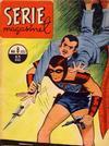 Cover for Seriemagasinet (Serieforlaget / Se-Bladene / Stabenfeldt, 1951 series) #8/1952