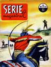 Cover for Seriemagasinet (Serieforlaget / Se-Bladene / Stabenfeldt, 1951 series) #9/1952