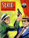 Cover for Seriemagasinet (Serieforlaget / Se-Bladene / Stabenfeldt, 1951 series) #10/1952