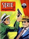 Cover for Seriemagasinet (Serieforlaget / Se-Bladene / Stabenfeldt, 1951 series) #10/1952