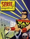 Cover for Seriemagasinet (Serieforlaget / Se-Bladene / Stabenfeldt, 1951 series) #1/1953