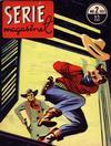 Cover for Seriemagasinet (Serieforlaget / Se-Bladene / Stabenfeldt, 1951 series) #2/1953