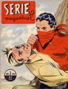 Cover for Seriemagasinet (Serieforlaget / Se-Bladene / Stabenfeldt, 1951 series) #3/1953