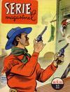 Cover for Seriemagasinet (Serieforlaget / Se-Bladene / Stabenfeldt, 1951 series) #4/1953
