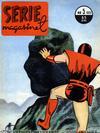 Cover for Seriemagasinet (Serieforlaget / Se-Bladene / Stabenfeldt, 1951 series) #5/1953