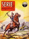 Cover for Seriemagasinet (Serieforlaget / Se-Bladene / Stabenfeldt, 1951 series) #7/1953