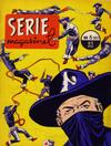 Cover for Seriemagasinet (Serieforlaget / Se-Bladene / Stabenfeldt, 1951 series) #8/1953