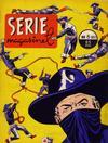 Cover for Seriemagasinet (Serieforlaget / Se-Bladene / Stabenfeldt, 1951 series) #8/1953
