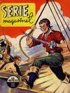 Cover for Seriemagasinet (Serieforlaget / Se-Bladene / Stabenfeldt, 1951 series) #10/1953