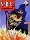 Cover for Seriemagasinet (Serieforlaget / Se-Bladene / Stabenfeldt, 1951 series) #11/1953