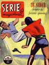 Cover for Seriemagasinet (Serieforlaget / Se-Bladene / Stabenfeldt, 1951 series) #19/1953