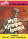 Cover for Nye Seriemagasinet (Serieforlaget / Se-Bladene / Stabenfeldt, 1978 series) #4/1978