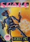 Cover for Space (Serieforlaget / Se-Bladene / Stabenfeldt, 1988 series) #9