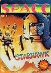 Cover for Space (Serieforlaget / Se-Bladene / Stabenfeldt, 1988 series) #11