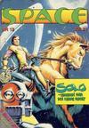 Cover for Space (Serieforlaget / Se-Bladene / Stabenfeldt, 1988 series) #12