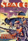 Cover for Space (Serieforlaget / Se-Bladene / Stabenfeldt, 1988 series) #16