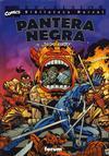 Cover for Biblioteca Marvel: Pantera Negra (Planeta DeAgostini, 2003 series)