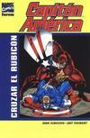 Cover for Capitán América: Cruzar El Rubicón (Planeta DeAgostini, 2002 series)