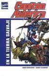 Cover for Capitán América: En La Tierra Salvaje (Planeta DeAgostini, 2001 series)