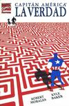 Cover for Capitán América: La Verdad (Planeta DeAgostini, 2004 series)