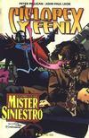 Cover for Cíclope y Fénix: El Origen De Mr. Siniestro (Planeta DeAgostini, 1997 series)