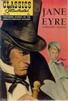 Cover for Classics Illustrated (Gilberton, 1947 series) #39 - Jane Eyre [HRN 166 - Second Painted Cover - 25¢]