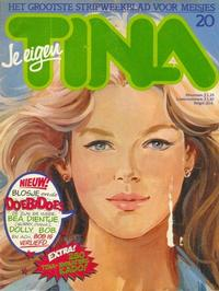 Cover Thumbnail for Tina (Oberon, 1972 series) #20/1981
