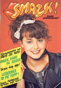 Cover Thumbnail for Smazk! Gratis prøvenummer! (Serieforlaget / Se-Bladene / Stabenfeldt, 1986 series)