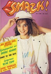 Cover Thumbnail for Smazk! (Serieforlaget / Se-Bladene / Stabenfeldt, 1986 series) #1/1986