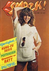 Cover Thumbnail for Smazk! (Serieforlaget / Se-Bladene / Stabenfeldt, 1986 series) #4/1986