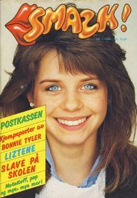 Cover Thumbnail for Smazk! (Serieforlaget / Se-Bladene / Stabenfeldt, 1986 series) #5/1986