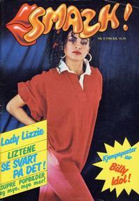 Cover Thumbnail for Smazk! (Serieforlaget / Se-Bladene / Stabenfeldt, 1986 series) #8/1986