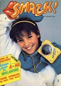 Cover Thumbnail for Smazk! (Serieforlaget / Se-Bladene / Stabenfeldt, 1986 series) #9/1986