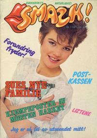 Cover Thumbnail for Smazk! (Serieforlaget / Se-Bladene / Stabenfeldt, 1986 series) #2/1987