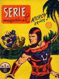 Cover Thumbnail for Seriemagasinet (Serieforlaget / Se-Bladene / Stabenfeldt, 1951 series) #1/1951