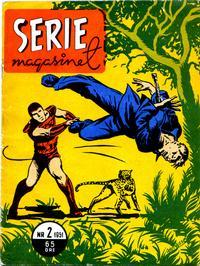 Cover Thumbnail for Seriemagasinet (Serieforlaget / Se-Bladene / Stabenfeldt, 1951 series) #2/1951