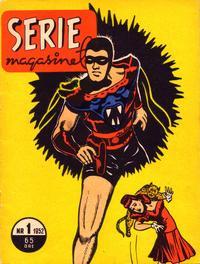 Cover Thumbnail for Seriemagasinet (Serieforlaget / Se-Bladene / Stabenfeldt, 1951 series) #1/1952