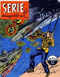 Cover Thumbnail for Seriemagasinet (Serieforlaget / Se-Bladene / Stabenfeldt, 1951 series) #4/1952