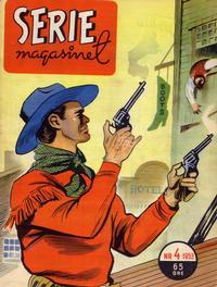 Cover Thumbnail for Seriemagasinet (Serieforlaget / Se-Bladene / Stabenfeldt, 1951 series) #4/1953