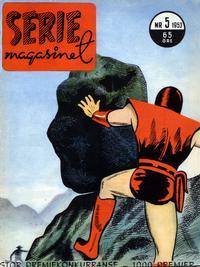 Cover Thumbnail for Seriemagasinet (Serieforlaget / Se-Bladene / Stabenfeldt, 1951 series) #5/1953