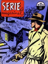 Cover Thumbnail for Seriemagasinet (Serieforlaget / Se-Bladene / Stabenfeldt, 1951 series) #12/1953
