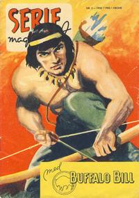 Cover Thumbnail for Seriemagasinet (Serieforlaget / Se-Bladene / Stabenfeldt, 1951 series) #5/1958
