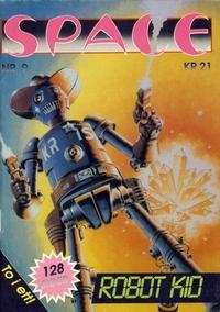 Cover Thumbnail for Space (Serieforlaget / Se-Bladene / Stabenfeldt, 1988 series) #9