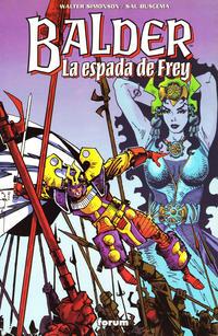 Cover Thumbnail for Balder: La Espada De Frey (Planeta DeAgostini, 1998 series)