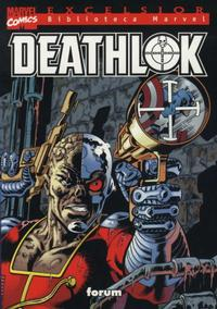 Cover Thumbnail for Biblioteca Marvel: Deathlok (Planeta DeAgostini, 2003 series) #[nn]
