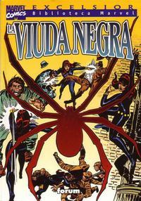 Cover Thumbnail for Biblioteca Marvel: Viuda Negra (Planeta DeAgostini, 2001 series)