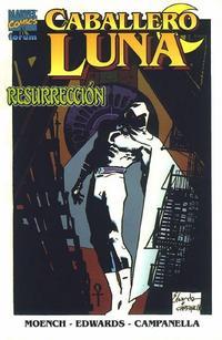 Cover Thumbnail for Caballero Luna: Resurrección (Planeta DeAgostini, 1998 series)