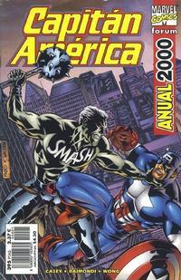 Cover Thumbnail for Capitán América Anual 2000 (Planeta DeAgostini, 2000 series)